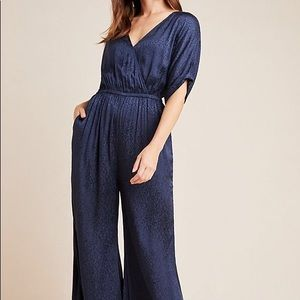 NWT Anthro Jumpsuit Size M
